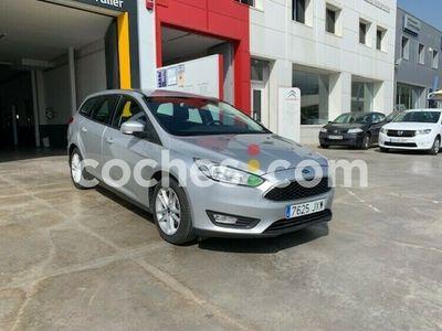 usado Ford Focus Sb. 1.5tdci Trend+ 120 120 cv en Sevilla