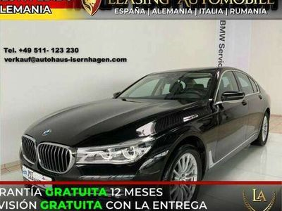 usado BMW 730 Serie 7 dA xDrive
