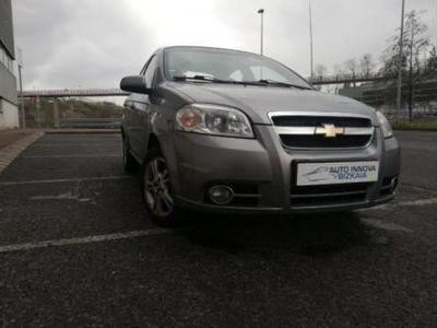 usado Chevrolet Aveo