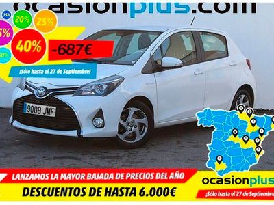 usado Toyota Yaris HSD 1.5 City