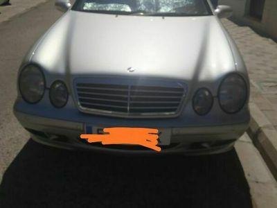 usado Mercedes CLK200 Clase Cabrio K Elegance