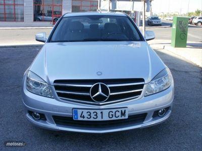 usado Mercedes C230 Clase CELEGANCE