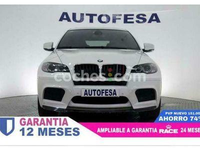 usado BMW X6 M A 555 cv en Madrid