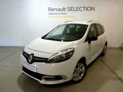 usado Renault Grand Scénic 1.5dCi Energy Limited 5pl.