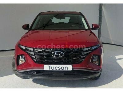 usado Hyundai Tucson 1.6 Tgdi Klass 4x2 150 cv en Lugo