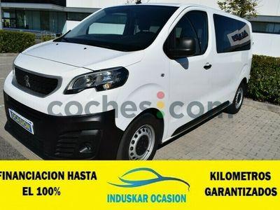 usado Peugeot Traveller 1.6bluehdi Business Compact 115 116 cv en Madrid