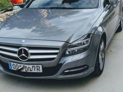 usado Mercedes CLS250 Shooting Brake ClaseBT 4M Aut.