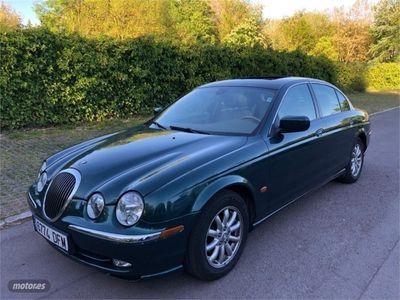 gebraucht Jaguar S-Type V8 4.0 Sport