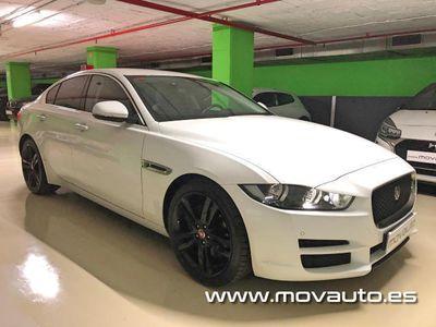 "gebraucht Jaguar XE 2.0 Diesel Prestige Aut. **GPS-CAMARA-PIEL""**"
