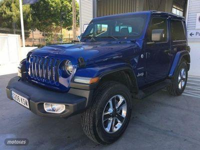 usado Jeep Wrangler 2.0T GME Sahara 8ATX