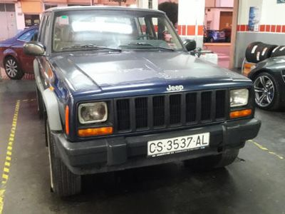 brugt Jeep Cherokee 2.5TD Limited