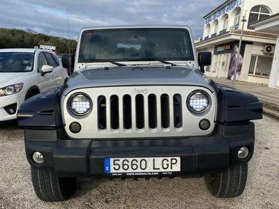 usado Jeep Wrangler 3.8 V6 Sahara Special Order AT