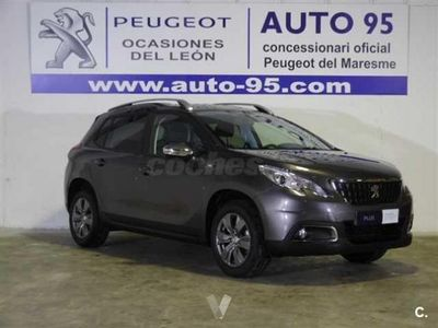usado Peugeot 2008 Style 1.6 Bluehdi 100 5p. -17
