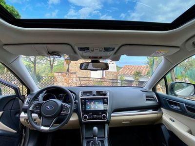 usado Subaru Outback 2.5i Executive Plus S Black Edition CVT