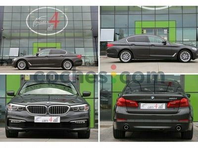 usado BMW 520 Serie 5 da 190 cv en Madrid