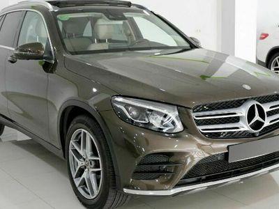 usado Mercedes GLC250 Clase GLd 4MATIC 204CV - AMG LINE