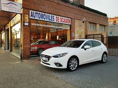 usado Mazda 3 Luxury 2.2 cc Navi 150cv 5p
