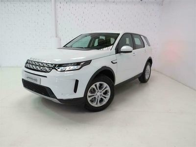 usado Land Rover Discovery Sport 2.0D I4- 150 PS AWD MHEV AT Standard