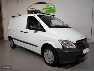 gebraucht Mercedes Vito 110 CDI Compacta
