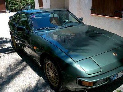 gebraucht Porsche 924 2.0 Aut.