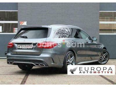 usado Mercedes C63 AMG Clase CAmg S 7g Plus 510 cv en Navarra
