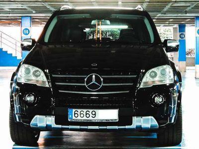 usado Mercedes ML63 AMG AMG Clase M W164 4M Aut.