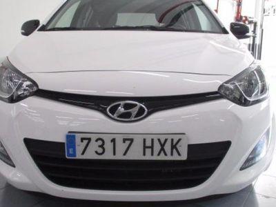 gebraucht Hyundai i20 90CV 2014 11746 KM a € 10900.00