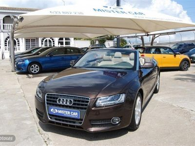 used Audi A5 Cabriolet 1.8 TFSI Multitronic