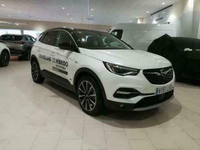 usado Opel Grandland X PHEV
