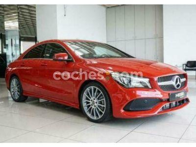 usado Mercedes CLA220 Clase Cla190 cv en Navarra