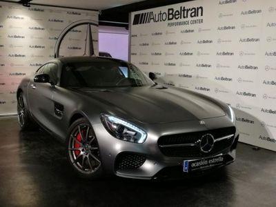 usado Mercedes AMG GT 2015 26521 KM € 139900.00