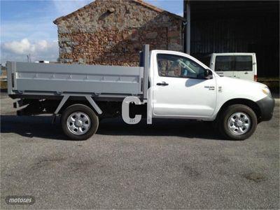 usado Toyota HiLux 2.5 D-4D CAB.SIMPLE 4X4