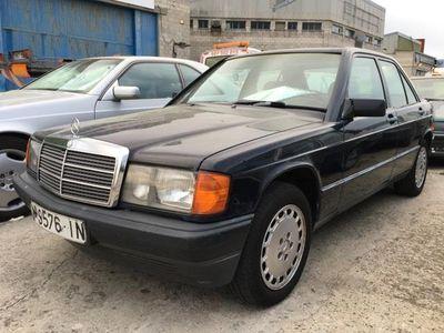 usado Mercedes 190 2.6 manual