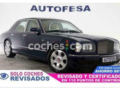 usado Bentley Arnage Red Label 404 cv en Madrid
