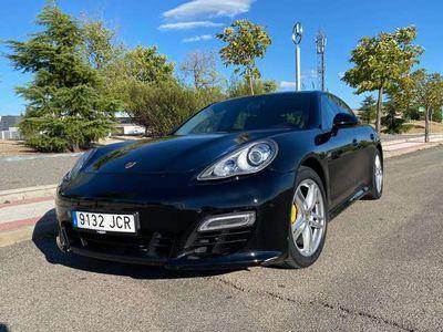 usado Porsche Panamera Diesel PDK -Acepto coche - Libro de rev.