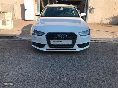 usado Audi A4 Avant 2.0TDI S tronic 110kW