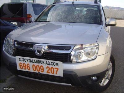 usado Dacia Duster Laureate 2012 dCi 110