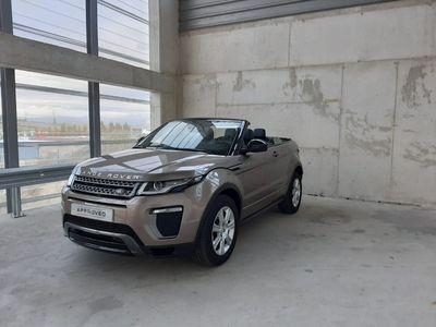 usado Land Rover Range Rover evoque CONVERTIBLE 2.0 I4 D SE DYNAMIC (150PS)