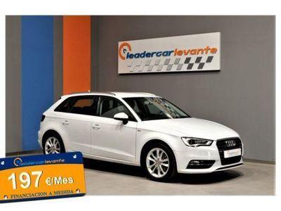 usado Audi A3 Sportback 1.6TDI CD S line ed. S-T