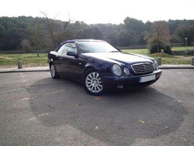 usado Mercedes CLK320 Cabrio Elegance