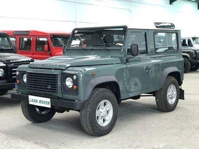 brugt Land Rover Defender 90 SW E 90 kW (122 CV)