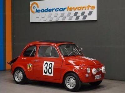 usado Fiat 500 Abarth en Valencia