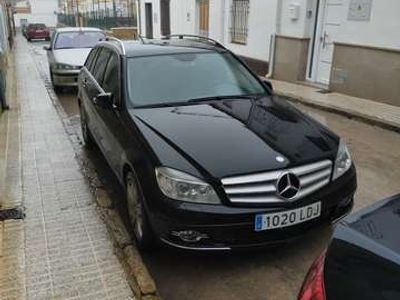 usado Mercedes C320 Estate CDI Avantgarde 4M 7G