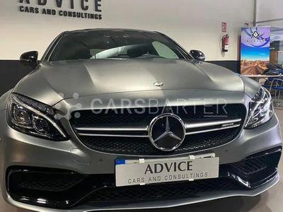 usado Mercedes C63 AMG AMG Coup 63 AMG 7G Plus