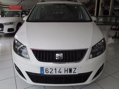 usado Seat Alhambra 2.0tdi Cr Ecomotive Style 140
