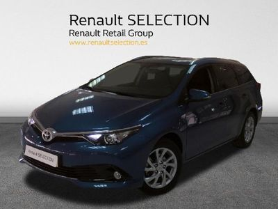 brugt Toyota Auris 1.2 120T Touring Sports Active 85 kW (116 CV)