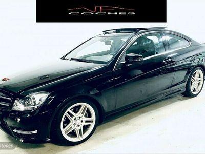 usado Mercedes C350 Clase CCoupe