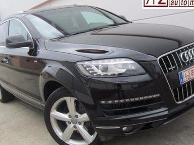 usado Audi Q7 año 2012 136000 KMs en buen estado