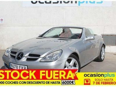 usado Mercedes SLK280 Clase