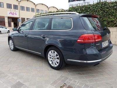 usado VW Passat Variant 2.0Tdi 140Cv BMotion Xenón GPS Libro IVA I